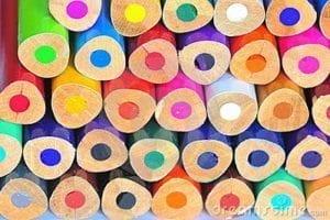 Kleurplaat, kleurwedstrijd